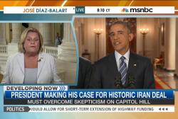 Critics blast Iran deal as 'dangerous'