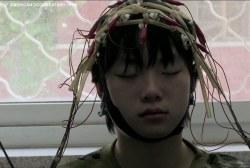 Highlighting China's internet addiction...
