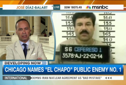 Chicago names 'El Chapo' 'Public Enemy No. 1'