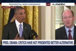 Decoding Obama's Iran deal press conference