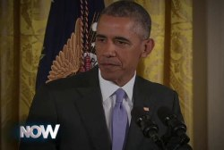 Pres. Obama: This deal makes the world safer