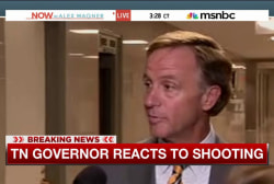 TN Governor reacts to Chattanooga shooting
