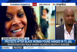 Controversy surrounds death of Sandra Bland