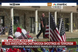 Chattanooga shooting treated as 'act of...