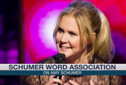 Chuck Schumer on famous relative Amy Schumer