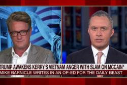 If Trump should apologize, should Al Franken?