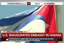 US, Cuba restore diplomatic relations