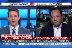 Trump: Leading GOP into primaries?