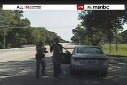 Sandra Bland arrest dashcam video released