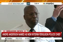 New Ferguson police chief begins Thursday