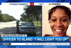 Sandra Bland dashcam video released