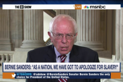 Sanders speaks out on Sandra Bland