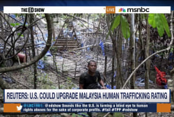 U.S. ignoring human rights abuses to...