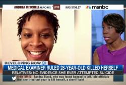 Questions surround Sandra Bland death