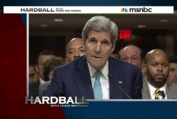 Kerry spars with GOP Senators over Iran deal