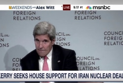 Kerry to promote Iran deal before the House