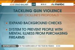 Lafayette shooting ignites gun control debate