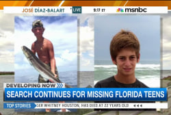 Search for missing Florida teens still active