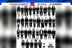 35 Cosby accusers appear on cover of NY Mag