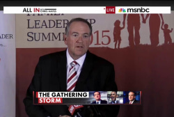 Huckabee stands by 'oven' remarks