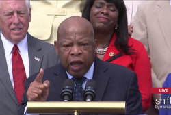 John Lewis: The vote is 'almost sacred'