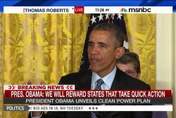 President Obama unveils Clean Power Plan