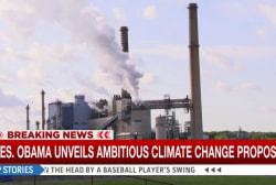 Pres. Obama unveils climate change proposal