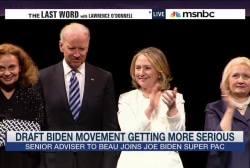 Draft Biden movement gains real momentum