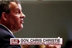 Christie: I've never had an easy race