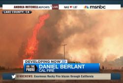 Drought-stricken Calif. battles massive fires