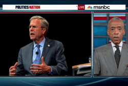 Jeb Bush walks back abortion comments