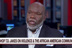 Bishop Jakes: Voting best way to change...