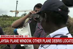 Official: Plane wing found on Reunion Island