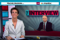 Maddow: Jon Stewart made US a better country