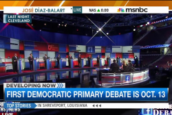 Strong rhetoric on immigration at GOP debate