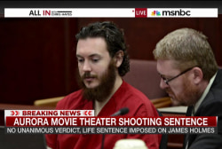 Aurora theater shooting verdict: life in...