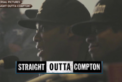 Bringing N.W.A.'s story to the big screen