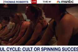 Soul Cycle: Cult or spinning success?