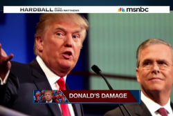 Rivals warn that Trump is damaging the GOP