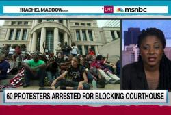 'Black Lives Matter' presses equality demands