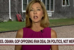 Schumer and 'difficult fight' over Iran deal