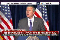 Jeb Bush's plan for Iraq & ISIS