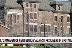 NY prisoners allege abuse after escape
