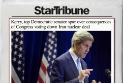 No end in sight for Kerry, Schumer on deal?