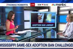 Mississippi same-sex adoption ban challenged