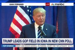 Montell Williams talks Trump campaign