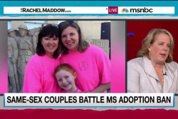 Next step in same-sex equality: adoption