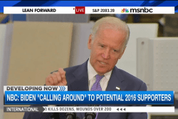 Will Joe Biden run for president?