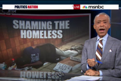 NY police union tries to shame homeless