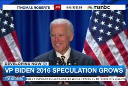 Speculation grows for Biden presidential run